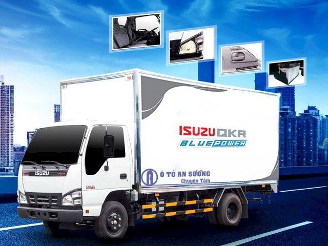 Đánh giá xe tải 4 chân iSuzu Nhật Bản